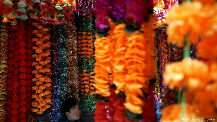 Bildergalerie Lichterfest Diwali