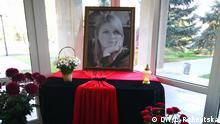 Ukraine Tod der Aktivistin Kateryna Gandziuk