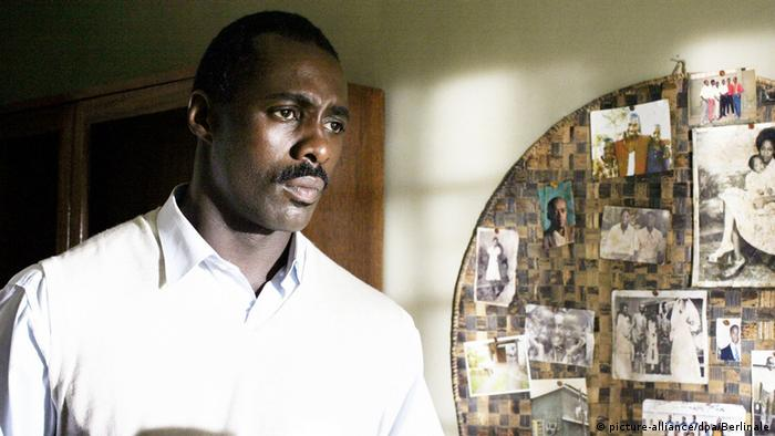 BG Idris Elba | Sometimes in April bei der Berlinale 2005 (picture-alliance/dpa/Berlinale)