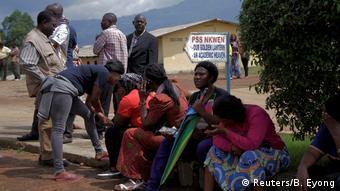 Kamerun Bamenda Schüler entführt (Reuters/B. Eyong)