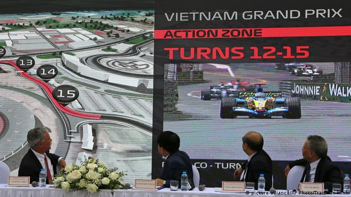 Vietnam GP to join Formula One calendar | Sports| German