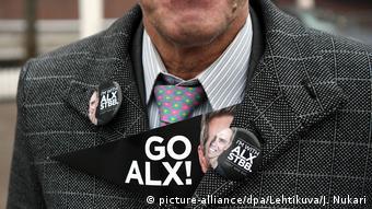 Mimo aktywnej kampanii Alexander Stubb nie pokonał Webera
