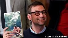 Frankreich Gewinner des Prix Goncourt Nicolas Mathieu