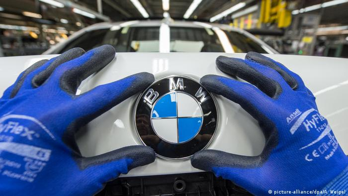 BMW (picture-alliance/dpa/A. Weigel)