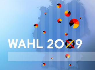 DW-TV Bundestagswahlen 2009 Sendungslogo