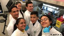 Vom Labor aufs Feld