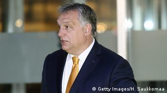 Helsinki, Finland: Orban at the EVP summit