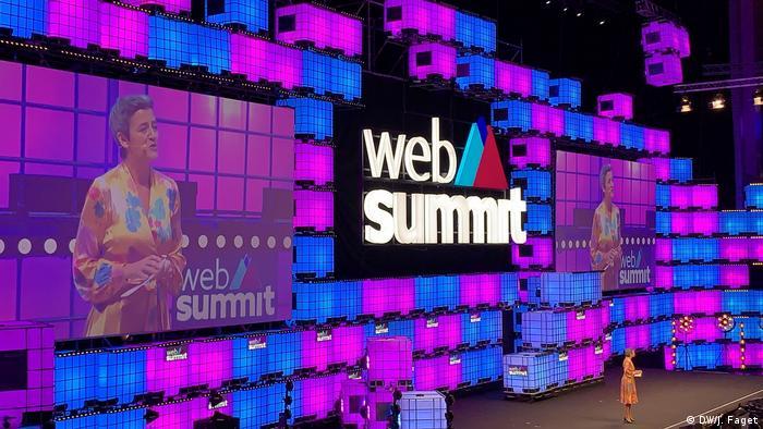 Web-Summit Lissabon