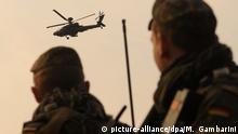 Bundeswehrausbildung für Afghanistan