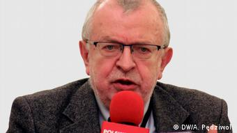 Prof. Zbigniew Lewicki na konferencji Polska polityka wschodnia 2018 we Wrocławiu