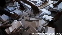 Madagaskar, Antananarivo: Wahlen des Präsidenten