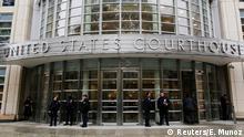USA | Prozesseröffnung gegen Joaquin El Chapo Guzman in New York