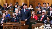 Kanada | Premierminister Trudeau bedauert die Abweisung der mit jüdischen Flüchtlingen besetzte MS St. Louis Gordon im Jahr 1939