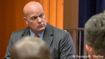 USA Matthew Whitaker, Generalstabschef (Reuters/A. Shelley)