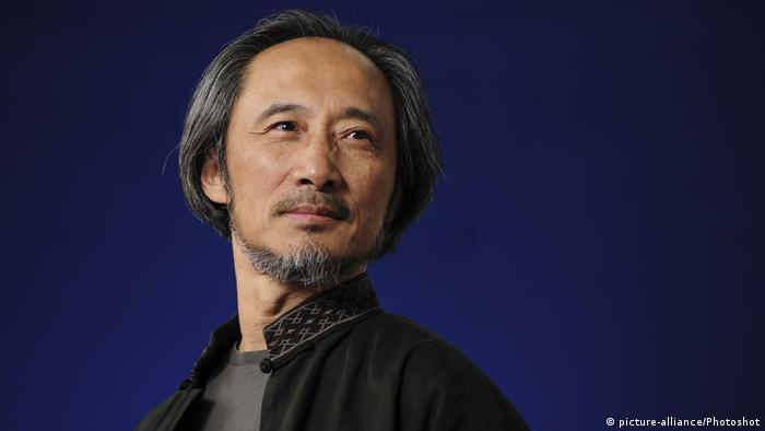 Ma Jian, chinesischer Schriftsteller (picture-alliance/Photoshot)