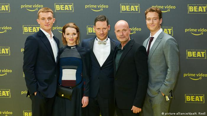 Berlin Premiere Serienstart Beat Amazon Prime (picture-alliance/dpa/A. Riedl)