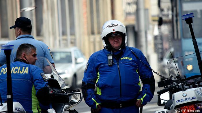Hrvatski policajci