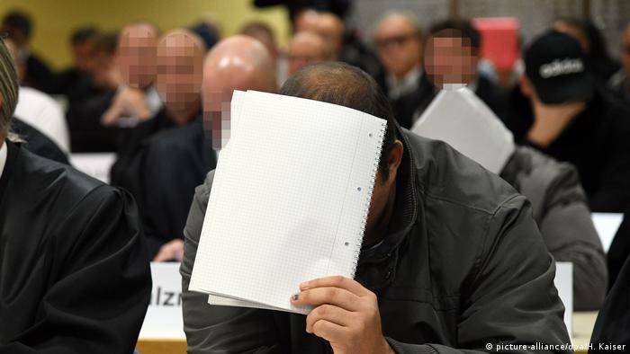 Deutschland Siegen | Prozess Misshandlung von Flüchtlingen in Burbach