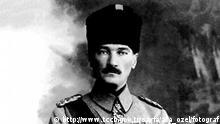 Atatürk, Kommandeur der türkischen Armee (1918)