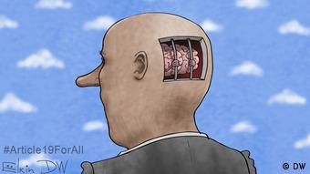 Karikatur Article 19