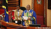 Tansania Parlament in Dar es Salaam | Job Ndugai, Sprecher