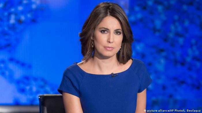 ABC News reporter Cecilia Vega (picture-alliance/AP Photo/L. Bevilaqua)