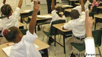 Schule in New Orleans Louisiana USA Benjamin E. Mays Preparatory School in New Orleans