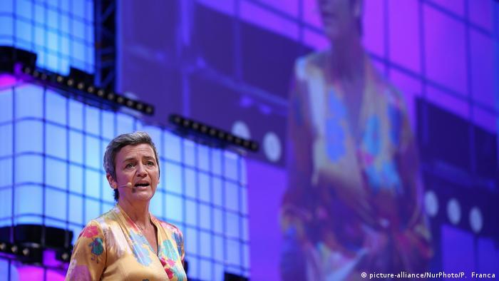 EU-Kommissarin Margrethe Vestager (Archivbild)