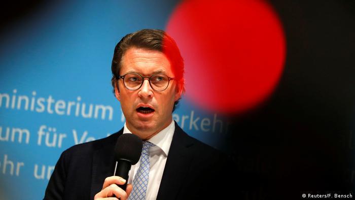 Andreas Scheuer (Reuters/F. Bensch)