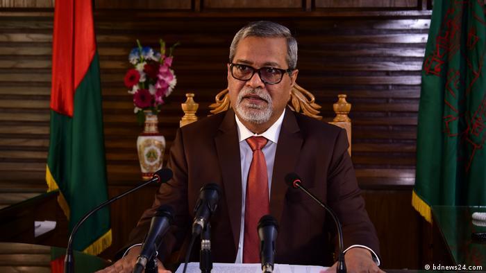 Bangladesch KM Nurul Huda Vorsitzender Wahlkommission (bdnews24.com)