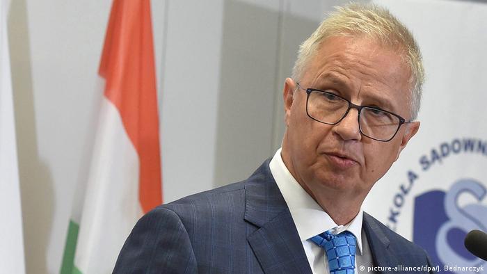 Угорський кандидат на посаду єврокомісара Лашло Трочани