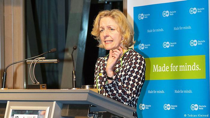 Free Flow of Information – gefährlich oder in Gefahr | Prof. Dr. Angelika Nußberger