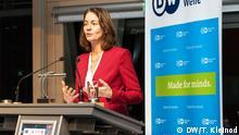 Free Flow of Information – gefährlich oder in Gefahr | Katarina Barley