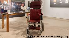 UK Stephen Hawking - Auktion bei Christie's