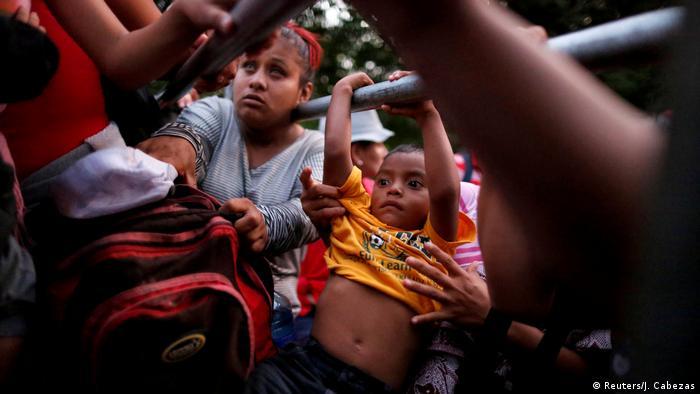 Migration Venezuela USA Flüchtlinge (Reuters/J. Cabezas)