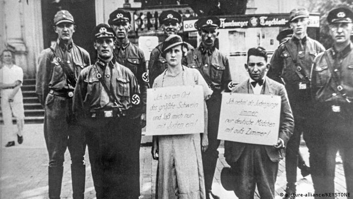 Deutschland November Progrome Reichskristallnacht