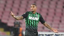 Fußball Kevin Prince Boateng US Sassuolo (Getty Images/F. Pecoraro)