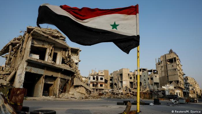 Auslands-Ticker: Eine neue Verfassung für Syrien?