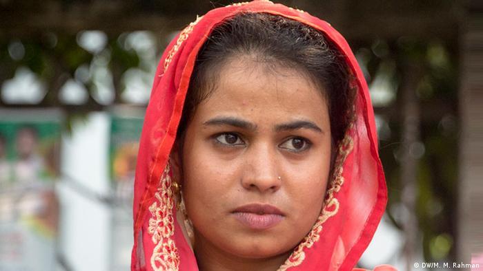 Bangladesh BNP-Reaktion bei der Wahl | (DW/M. M. Rahman)