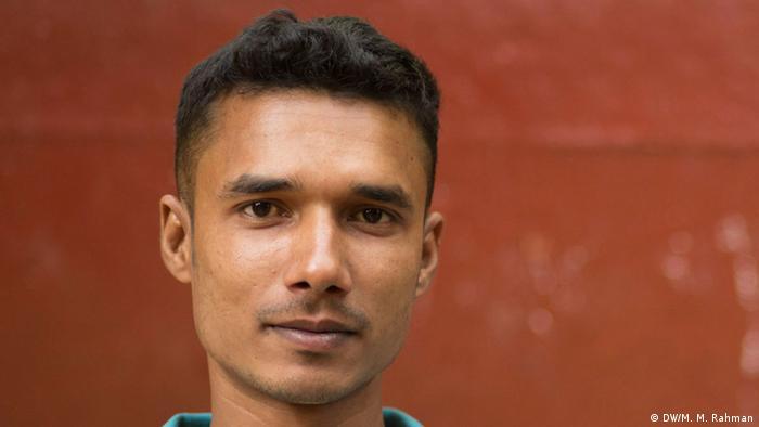 Bangladesh BNP-Reaktion bei der Wahl | Kamrul Hasan (DW/M. M. Rahman)