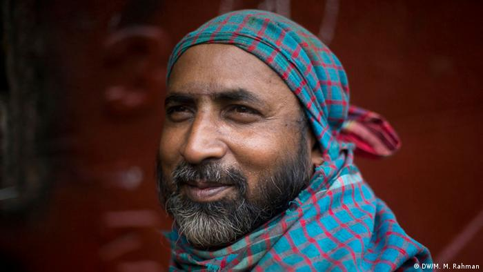 Bangladesh BNP-Reaktion bei der Wahl | Abdul Halim (DW/M. M. Rahman)