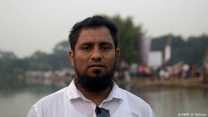 Bangladesh BNP-Reaktion bei der Wahl | Mohammad Sabuj (DW/M. M. Rahman)