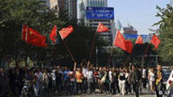 Erneute Proteste in Urumqi, China