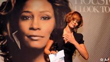 Whitney Houston stellt neues Album vor