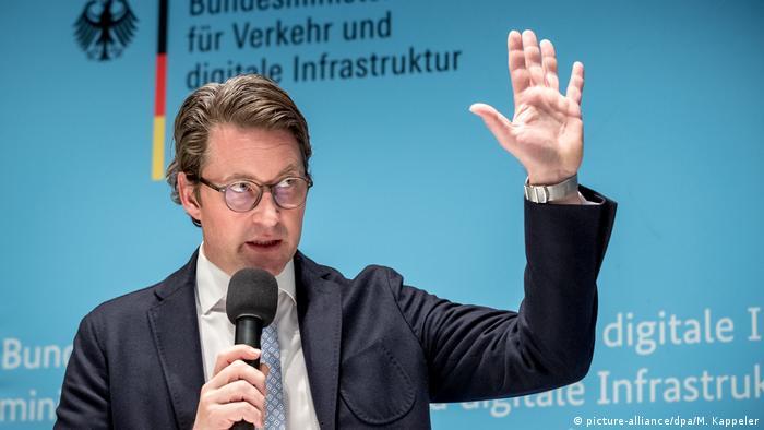 Andreas Scheuer Autohersteller im Verkehrsministerium