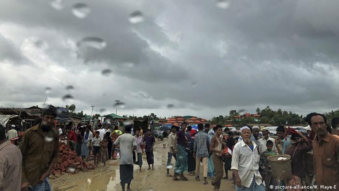 Bangladesh Rohingya Jamtoli Camp