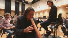 DW-Sendung Musica Maestra William Barton