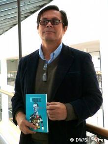 Luis Fernando Cueto (DW/S. Pfeifer)