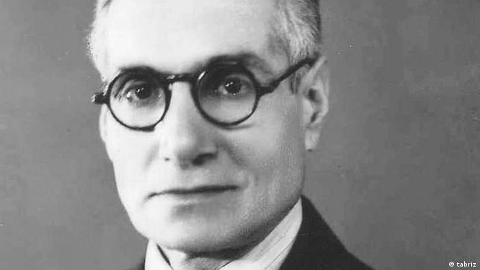احمد کسروی، نویسنده و مورخ ایرانی