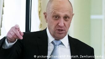 Росіянин Євген Пригожин, з яким пов'язують фабрику тролів у Санкт-Петербурзі
